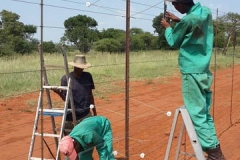 Maintenance-on-electric-fence
